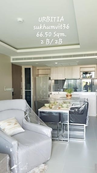 For RentCondoSukhumvit, Asoke, Thonglor : For Rent Urbitia Thong Lo ( 66.5 square metres )