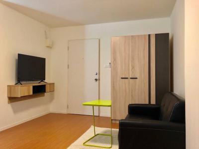 For RentCondoRangsit, Patumtani : ห้องสวย จ่าย7800 เข้าอยู่ได้เลยค่ะ ห้อง4500