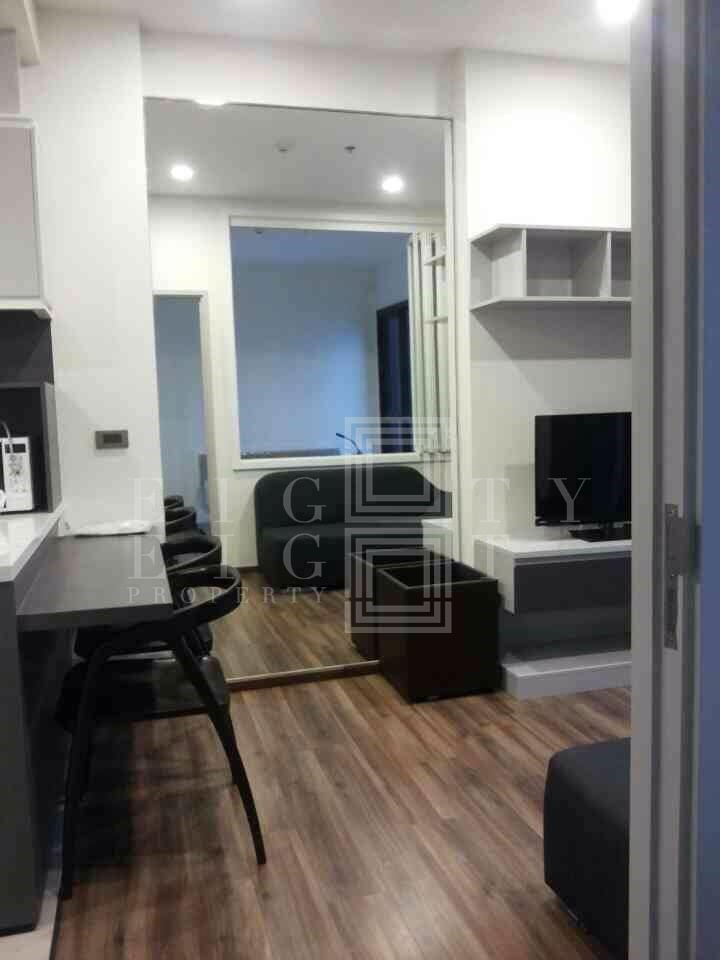For RentCondoOnnut, Udomsuk : For Rent WYNE Sukhumvit (30 square meters)