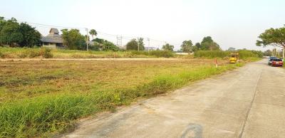 For SaleLandRangsit, Patumtani : Land reclamation, 127 square wah, Khlong Si Rangsit - Nakhon Nayok, 39,000 baht per square wah for sale