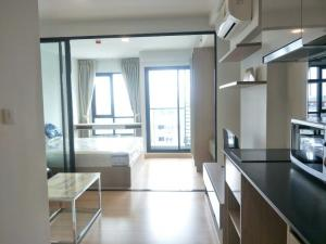 For RentCondoVipawadee, Don Mueang, Lak Si : ไน Luxury condo for rent, Knightsbridge, Sky City, New bridge, next to bts🚇, one step, new rooms, fully furnished, ready to move in, 25 sq.m., only 8,500 / month 🎉🎉