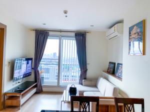 เช่าคอนโดรัชดา ห้วยขวาง : ( Owner ) ราคาพิเศษ ให้เช่าคอนโดริทึ่ม ติด MRT แยกห้วยขวาง 1 ห้องนอน ห้องใหญ่