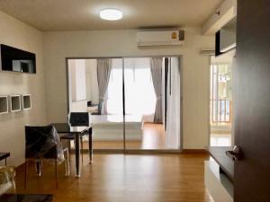 For RentCondoBang Sue, Wong Sawang, Tao Pun : Rent Supalai Veranda Ratchavipha-Prachachuen Building, 20th Floor, Garden View, 1 Bedroom