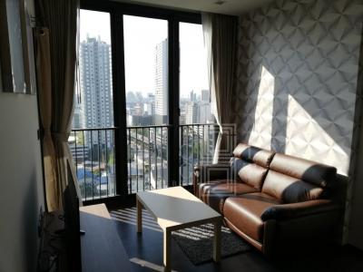 For Rent The Line asoke-ratchada ( 35 square metres )