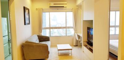 For RentCondoWongwianyai, Charoennakor : For Rent Q. House Condo Sathorn (44 square meters)