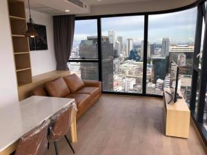 เช่าคอนโดสยาม จุฬา สามย่าน : Ashton Chula Silom 2bed for Rent (ให้เช่า แอชตัน จุฬา- สีลม)