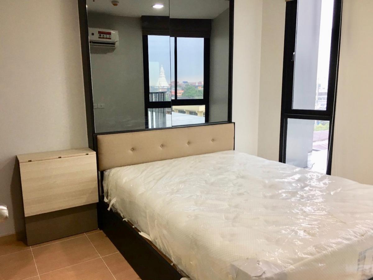 ขายคอนโดท่าพระ ตลาดพลู : ขาย Pela คอนโด 1 ห้องนอน ติด BTS วุฒากาศ