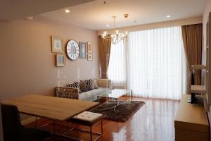 เช่าคอนโดสุขุมวิท อโศก ทองหล่อ : For Rent Siri Residence  ( 60.18 square metres )