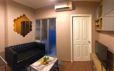 ให้เช่าห้องใหม่ ตกเเต่งสวย ชั้นสูง วิวดีไม่ร้อน 11,000