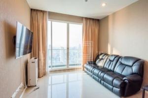 เช่าคอนโดพระราม 3 สาธุประดิษฐ์ : For Rent Menam Residences ( 70 square metres )