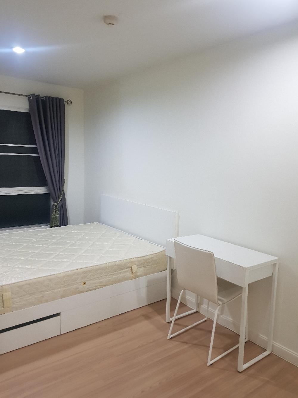 For RentCondoNawamin, Ramindra : Rental Condo Project The Kith Nawamin 32 sqm. Price 7,000 baht (New furniture, complete set, but can still be)