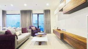 เช่าคอนโดสุขุมวิท อโศก ทองหล่อ : For Rent Rhythm Sukhumvit 36 - 38 ( 88 square metres )