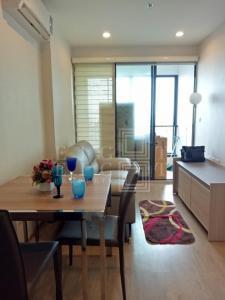 เช่าคอนโดท่าพระ ตลาดพลู : For Rent  Ideo Sathorn - Thaphra ( 31 square metres )