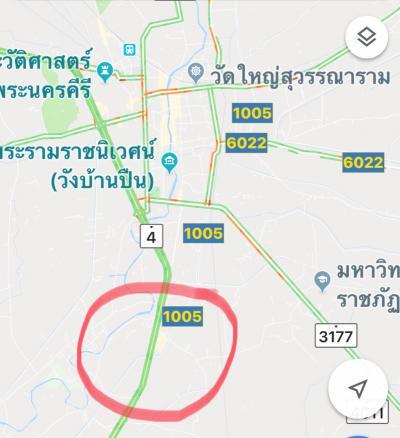 For SaleShowroomPhetchaburi : Sell car showroom Phetchaburi Province, near Robinson Phetchaburi