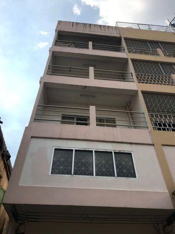เช่าบ้านสยาม จุฬา สามย่าน : RP067ให้เช่าอาคารพาณิชย์ 5 ชั้้น ใกล้ MRT หัวลำโพง