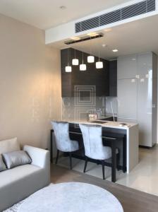 For RentCondoSukhumvit, Asoke, Thonglor : For Rent The Esse Asoke (45.36 square meters)