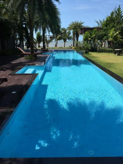 For SaleBusinesses for saleChanthaburi : Quick sale -> Beautiful sea view hotel, every room, private atmosphere