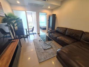 For RentCondoRatchadapisek, Huaikwang, Suttisan : Urgent for rent Supalai Wellington, 2 new rooms, fully furnished, ready to move in