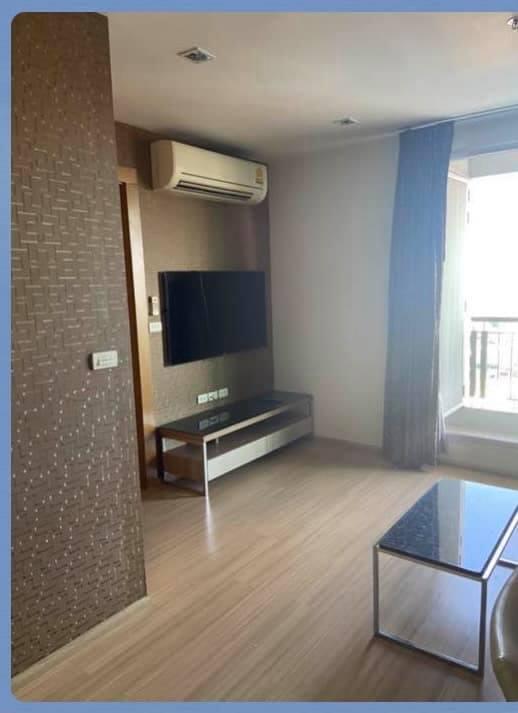 For SaleCondoRatchadapisek, Huaikwang, Suttisan : Rhythm Ratchada-Huaikwang Condo for sale, 46sqm (1Bedroom), 2x floor, unblocked view, only 12x, xxx per sqm.