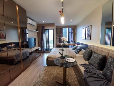 For RentCondoSukhumvit, Asoke, Thonglor : For Rent Rhythm Ekkamai (30 square meters)