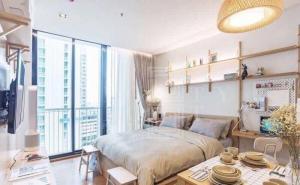 เช่าคอนโดสุขุมวิท อโศก ทองหล่อ : For Rent Park 24 ( 28 square metres )