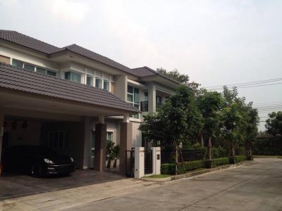 For SaleHouseRama5, Ratchapruek, Bangkruai : House for sale, Bangkok Boulevard Sathorn-Pinklao
