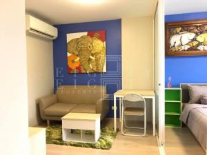 For SaleCondoOnnut, Udomsuk : For Sale with tanant Elio Del Ray (26.53 square meters)