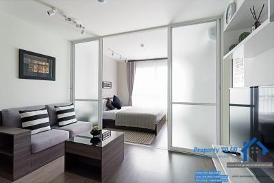 ขายคอนโดเชียงใหม่-เชียงราย : D condo Ping ดีคอนโด พิงค์ เชียงใหม่ ชั้น 4, 1 ห้องนอน 30 ตรม ขายคอนโด ใกล้กับเซนทรัลเฟสติวัล เชียงใหม่