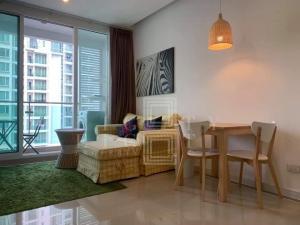เช่าคอนโดพระราม 9 เพชรบุรีตัดใหม่ : For Rent T.C. Green ( 42 square metres )