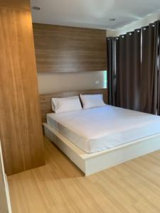 For RentCondoLadprao101, The Mall Bang Kapi : 2128 ให้เช่า Happy condo แบบ 2 ห้องนอน ตกแต่งสวย ราคาถูก พร้อมอยู่
