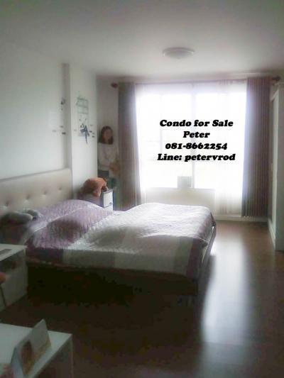 ขายคอนโดเชียงใหม่-เชียงราย : ขายคอนโด D Condo Campus Resort Chiang mai ชั้น 4, 1 ห้องนอน 30 ตรม ใกล้มหาวิทยาลัยเชียงใหม่ เพียง 1.98 ล้านบาท