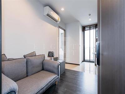 เช่าคอนโดพระราม 9 เพชรบุรีตัดใหม่ : For Rent The Line Asoke-Ratchada ( 28 square metres )