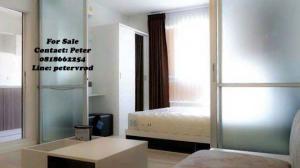 ขายคอนโดเชียงใหม่-เชียงราย : ขายคอนโด ดีคอนโด ซายน์ DCondo Sign ชั้น 1, 1 ห้องนอน 30 ตรม ติดกับเซนทรัลเฟสติวัล เพียง 1.75 ล้านบาท