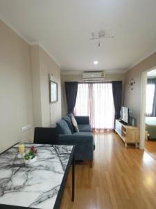 เช่าคอนโดพระราม 9 เพชรบุรีตัดใหม่ RCA : ให้เช่า! Lumpini Park Rama 9-Ratchada 1 ห้องนอน 30 ตรม. อาคาร A วิวสระ 10, 000 บาท/เดือน (มีเครื่องซักผ้า)