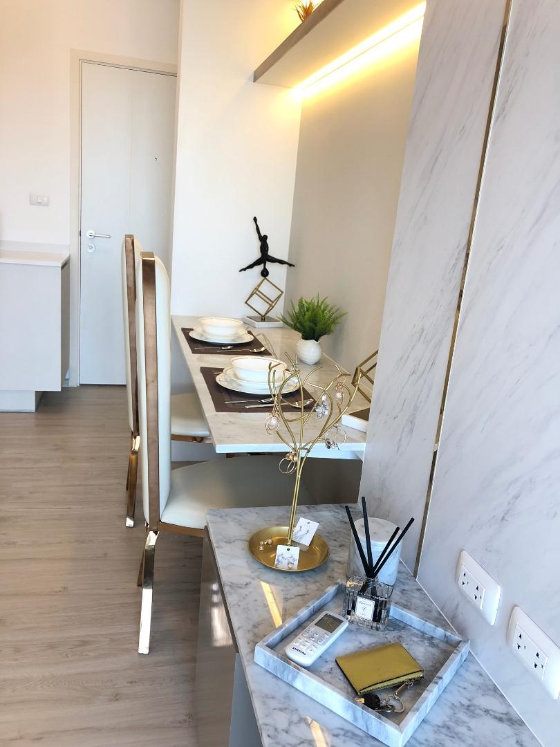 ขายคอนโดรัชดา ห้วยขวาง : ขายคอนโด ห้องสวย ตกแต่งใหม่ทั้งหมด หนึ่งเดียวในโครงการ แชปเตอร์ วัน อีโค รัชดา-ห้วยขวาง Chapter One Eco Ratchada- Huai Khwang ในราคาที่จับต้องได้