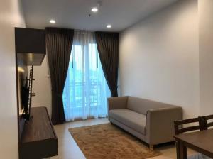 For RentCondoSathorn, Narathiwat : For rent, Supalai Lite, Ratchada-Narathiwat-Sathorn, 50 sqm., 1 bed, city view, fully furnished, 18,000 baht / month