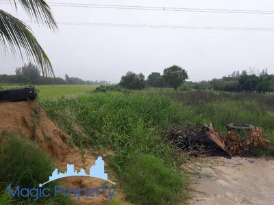 For SaleLandRangsit, Patumtani : Land for sale at good price Lam Luk Ka (Khlong 8) Pathum Thani, 10 rai 2 ngan 35 square wa