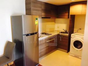 For RentCondoRama9, RCA, Petchaburi : For Rent Belle Grand Rama 9 (42 square meters)