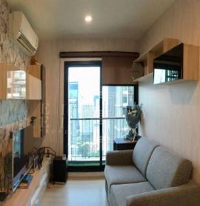 เช่าคอนโดพระราม 9 เพชรบุรีตัดใหม่ : For Rent Life Asoke ( 55 square metres )