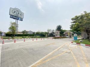 For SaleHouseRangsit, Patumtani : 2 storey detached house for sale, Siwalee Rangsit 2 corner, ready to live near the club