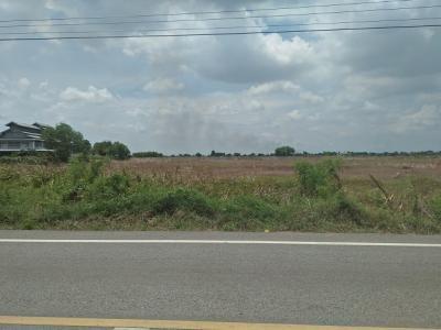 For SaleLandChachoengsao : Land for sale 13-3-39 rai in the area of the Eastern Economic Corridor Development Project (EEC= Eastern Economic Corridor)