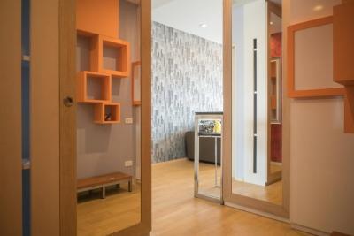 ขายคอนโดสุขุมวิท อโศก ทองหล่อ : HOT SALE!!  LAST PRICE 10.8 MB!! Noble Reveal Ekamai.  Fully furnished 2 Bedroom 2 bathroom 83 sqm at 17th Fl. Agents are welcome!