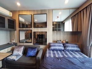 เช่าคอนโดสยาม จุฬา สามย่าน : For Rent Ideo Q Chula-Samyan ( 26.5 square metres )
