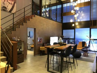 """Sell """"The Loft Silom"""" {1bed from 8.15mil} {2bed from 10.7 mil} Call: Am 0849429988 Line: 0656199198"""