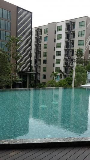 เช่าคอนโดสำโรง สมุทรปราการ : Condo for rent: Lesto Sukhumvit 113 near BTS Samrong