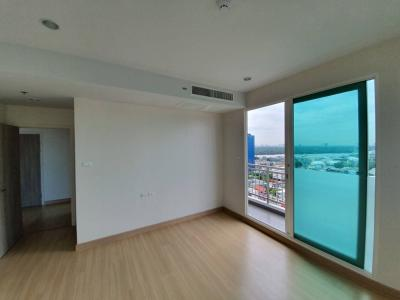 For SaleCondoSathorn, Narathiwat : Condo Supalai Lite Ratchada-Narathiwat-Sathorn for sale, size 82 sq.m., 2 bedrooms, river view