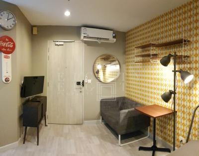 เช่าคอนโดพระราม 9 เพชรบุรีตัดใหม่ : For Rent Ideo Mobi Rama 9 ( 22 square metres )