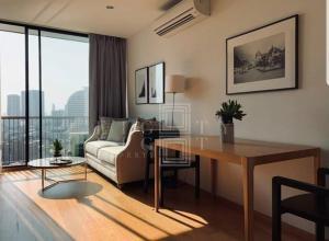 เช่าคอนโดสาทร นราธิวาส : For Rent Noble Revo Silom ( 67 square metres )