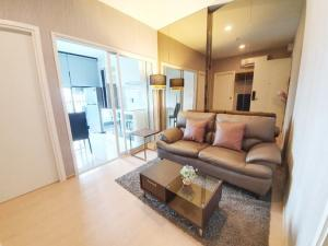 For RentCondoSukhumvit, Asoke, Thonglor : Best Deal ## Beautiful new room for rent, 31 sq m, 21st floor, The Tree Condo, Sukhumvit 71-Ekkamai, Phra Khanong, near the train, fully furnished, ready to move in.
