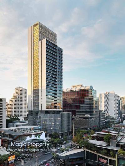 For SaleCondoSukhumvit, Asoke, Thonglor : Condominium for sale, Tela Thonglor, 2 bedrooms 2 bathrooms, area 111 square meters, fully furnished